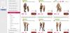 Stránky e-shopu